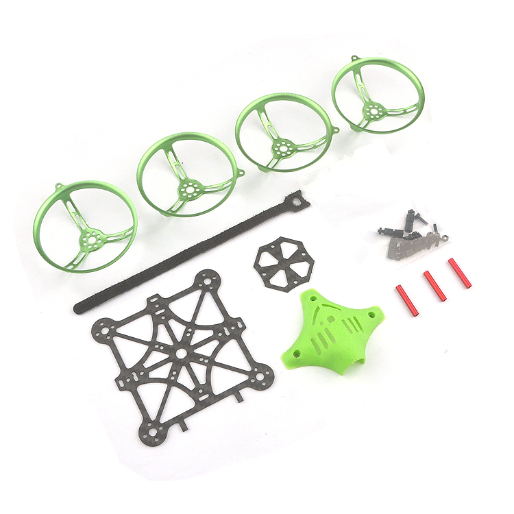 Toad 88 Indoor Brushless Mini 90mm Frame for RC FPV Racing Drone F21661/5 90mm frame kit
