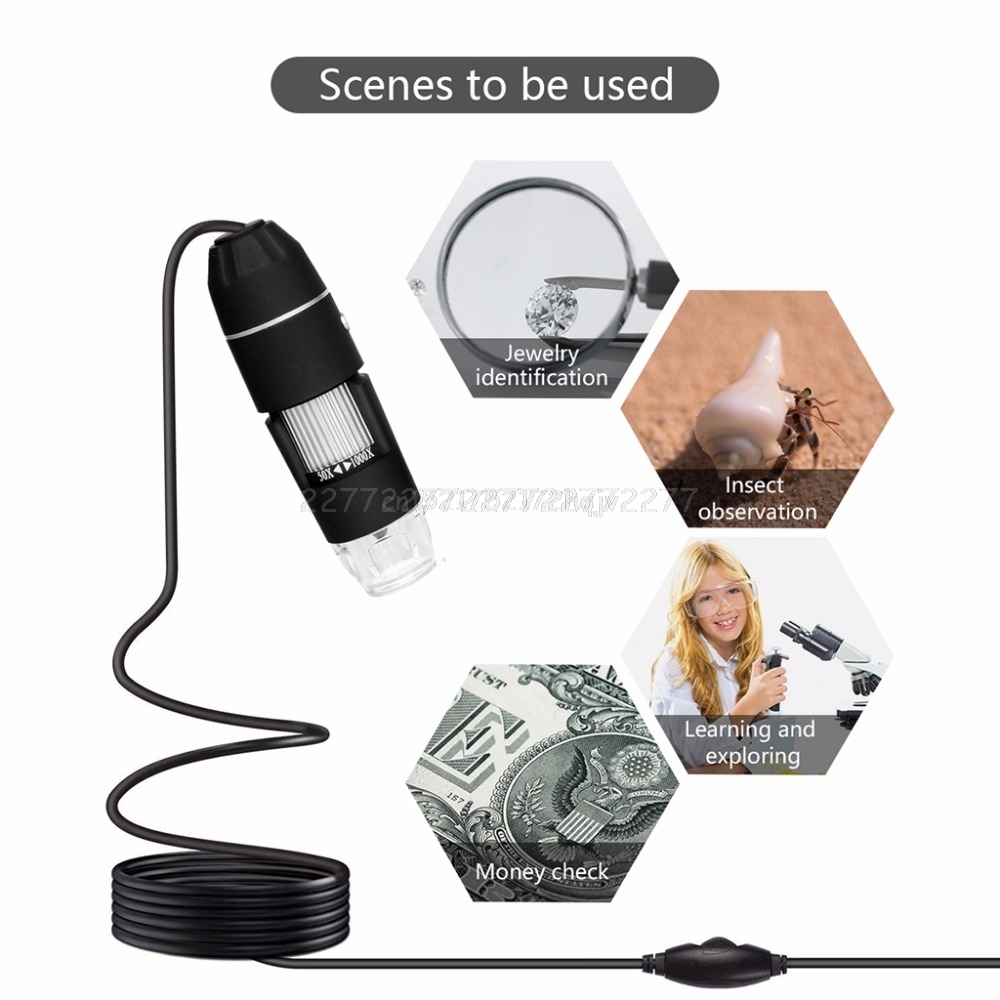 Image 2 - Multifunctional Handheld Digital USB Microscope for phone repair soldering Electron Microscopes Mr29 19 Dropship-in Microscopes from Tools