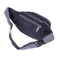 Unisex Outdoor Sports Bum Bag   Running   Belt Waist Pack Travel Zip Pouch Money Phone anti-theft Pack Belt Sport Bag K15