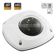 Original English DS-2CD2522FWD-I Hik 2MP 1080P WDR IR H.264+ Vandal-proof Network POE IP66 Mini Dome IP Camera