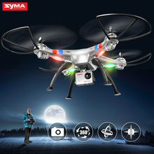 SYMA RC Drone X8C X8G 8MP With Camera HD Quadcopter UAV RTF Helicopter Aircraft Dron X8W