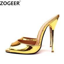 1c4a628c Talla grande 48 2018 nuevas zapatillas de flores sexis para mujer Sandalias  de tacón alto extremo zapatos de lujo rojo blanco de.