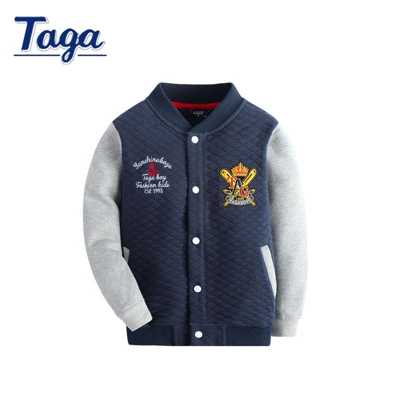Aliexpress.com : Buy TAGA new 3 14Y boys jackets for baby boy ...