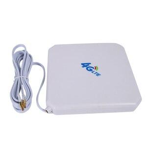Image 3 - 3グラム4 4g lteアンテナsma CRC9 TS9コネクタ無線lan信号ブースターアンテナ35dBi屋内4 3gインターネット受信機ためワイヤレスモデムルータ