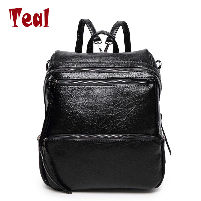 NEW woman backpack fashion 2016 designers Bag Ladies Canvas Backpack Female High Quality Bags For Teenagers