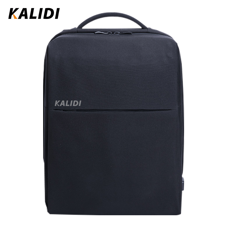 KALIDI Laptop Backpack 15 inch School Bag USB Charger Notebook Backpack Men Women Multifunction Travle Bag 15.6 Inch Famale 2018