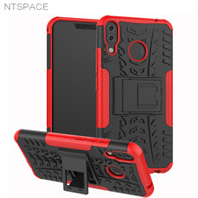 NTSPACE For Asus Zenfone 5Z ZE620KL ZS620KL ZC600KL Case PC+TPU Shockproof Armor 5Q 5 Lite Back Cover