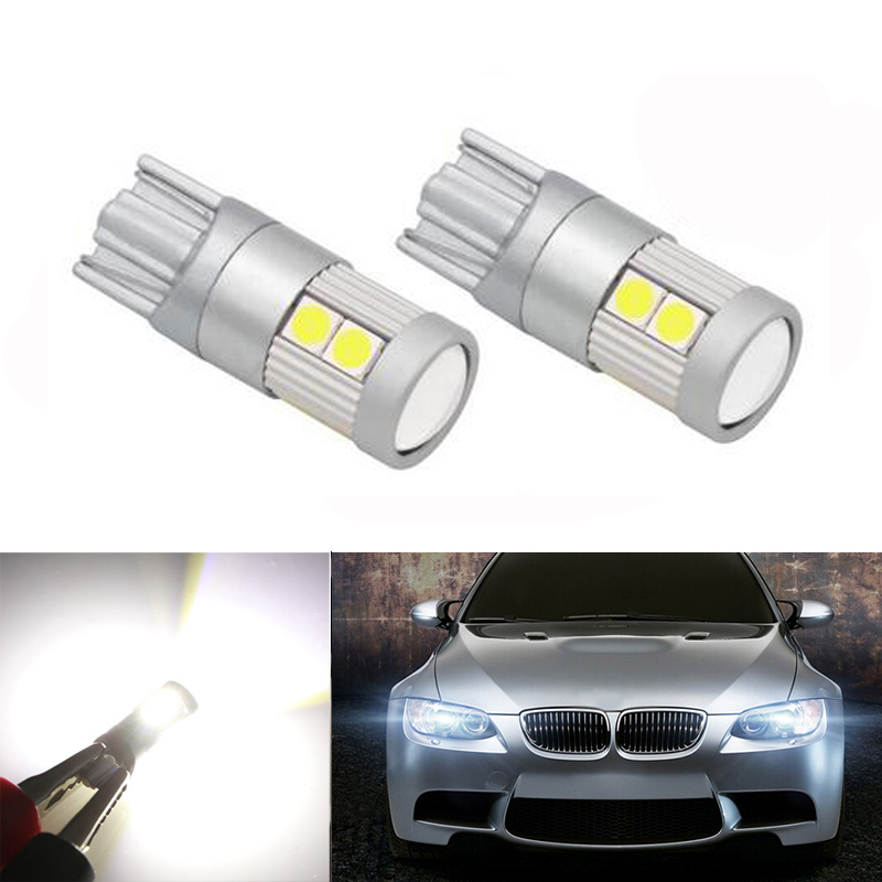 2x T10 W5W Canbus LED Car Interior Parking <font><b>Lights</b></font> For <font><b>BMW</b></font> E46 E39 E91 E92 E93 <font><b>E28</b></font> E61 F11 E63 E64 E84 E83 F25 E70 E53 E71 E60 image