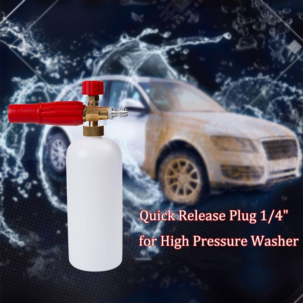 High Pressure Car Washer Foam Gun Snow Foam Lance Cannon Foam Generator F07#