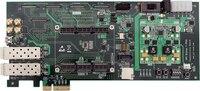 Kintex 7 высокоскоростное подключение функциональные пол, PCIe Gen2 x4, двойной 10 г Ethernet, SATA