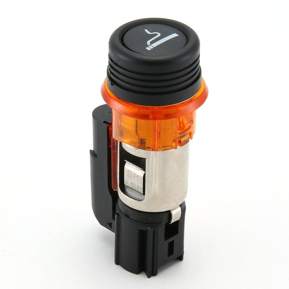 Rockyin Briquet 822754 cigare 12V Socket for Peugeot 206 308 406 607 1007
