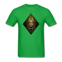 Movie T Shirts Ancient alien tablet Male Natural Cotton Short Sleeve T Shirt Hot Selling Hombre Cotton Shirts(China (Mainland))