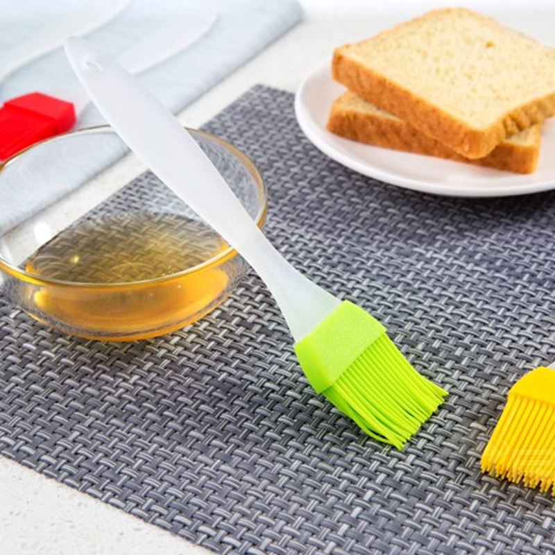 Excelity Oil Bottle with Silicone Brush for Cooking BBQ Kitchen