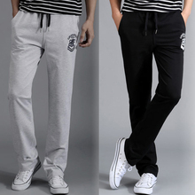 Mens Pants Fashion Men's Sweatpants Loose Casual SweatpantsTrousers All-matched Casual Pants Men's Clothing Dropshipping