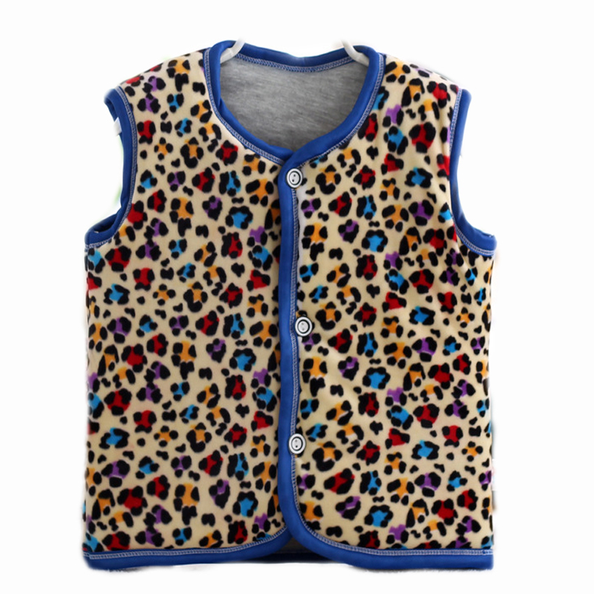 winter little girls sweaters gilet boys vests for children