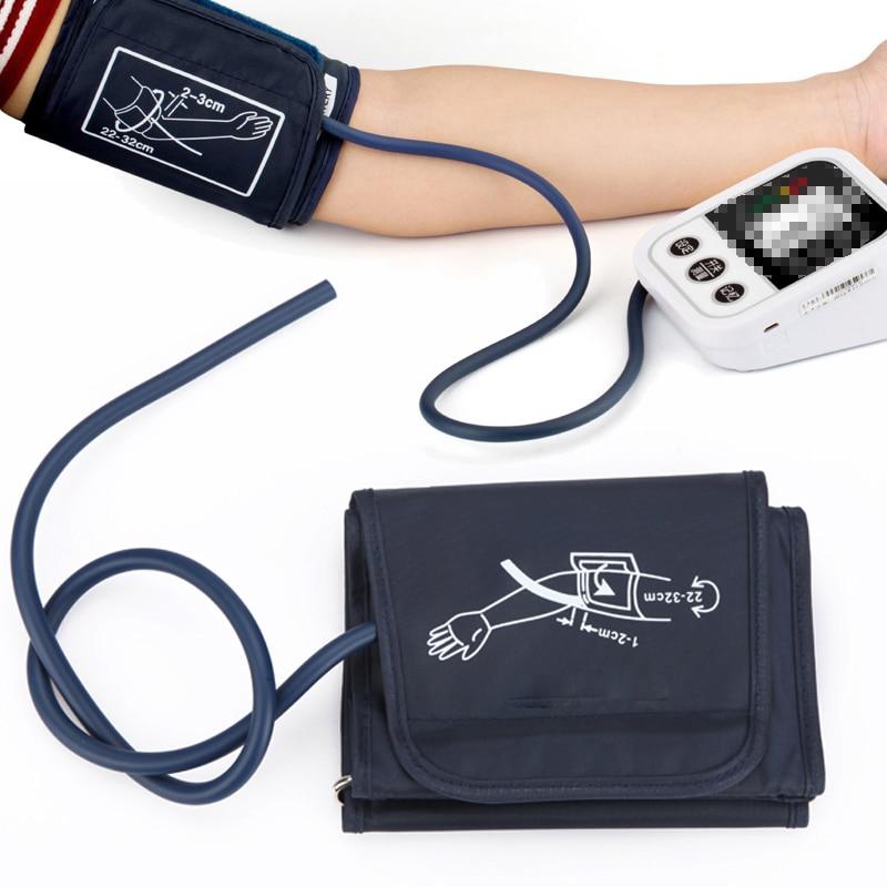 22-32cm Arm Blood Pressure Cuff Belt Sleeve For Automatic Digital Electronic Heart Beat Monitor Meter Tonometer Sphygmomanometer