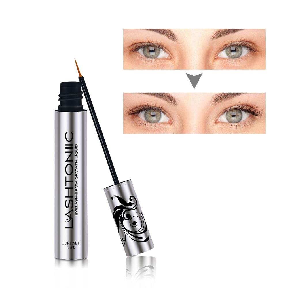 9305384b405 Lashtoniic Eyelash Eyebrow Growth Serum Eye Lash Brow Extensions ...