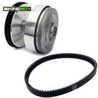 BIKINGBOY Drive Clutch With Belt For Club Car DS Gas 1997 UP Precedent 2004 UP OEM 101833902 101832902 1016203 10986