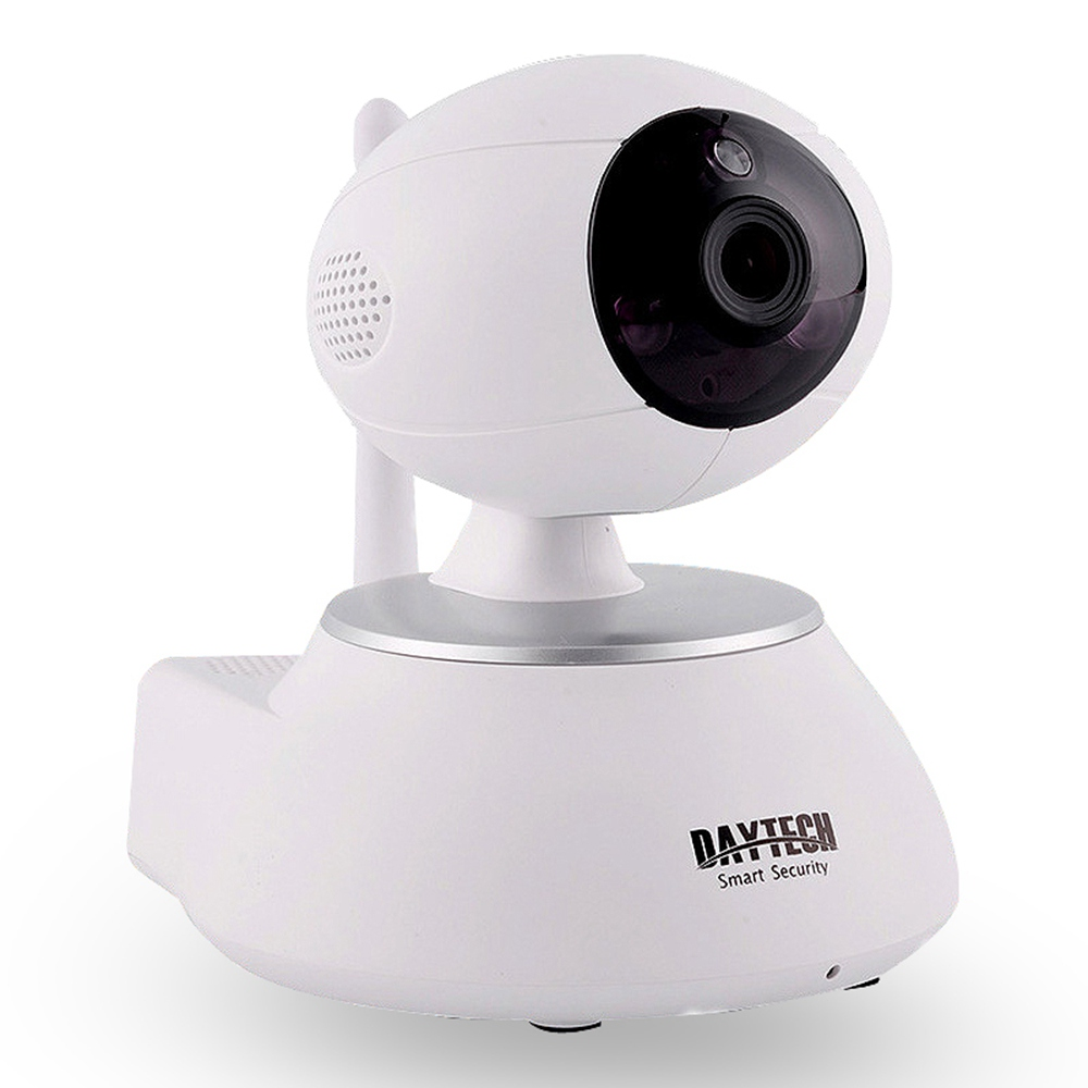 DT-C8818 IP Camera 720P Night Vision Audio Recording Security Camera System P2P Wi-fi Camera Network H.264 CMOS Monitor daytech ip camera 720p hd home security camera wifi surveillance baby camera h 264 infrared ir cut night vision p2p dt c8818