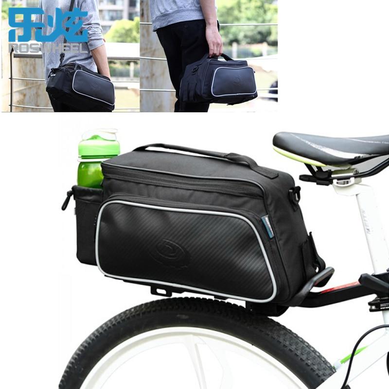 ca47c193ae38 Оптом ROSWHEEL Водонепроницаемый 10L хвост заднее сиденье сумка Rack  Открытый Дорожный футляр сумки