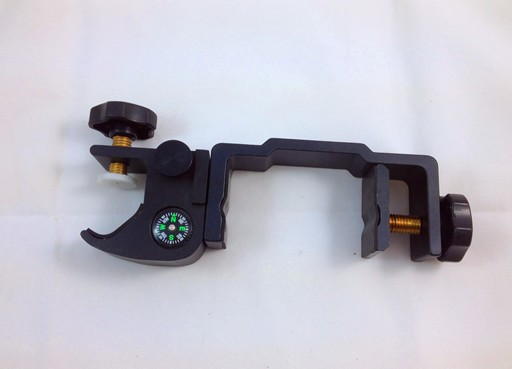 BRAND NEW Pole Clamp With Compass & Open Data Collector Cradle