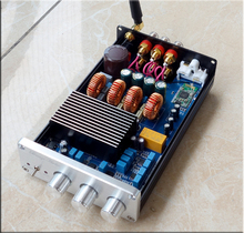 Cheap price New BA10C TPA5613 2.1 RCA / Bass Output High Power HIFI digital Audio Amplifier AMP With Bluetooth 4.0 Full Aluminum Amplifier