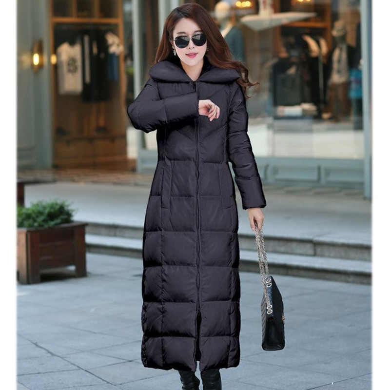 Extra Long Down Coat | Down Coat