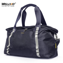 Men Travel Bag Messenger Bag Business Shoulder Men's Lightweight Large Capacity 50L Duffle Bag Waterproof Sling Handbag XA206ZC