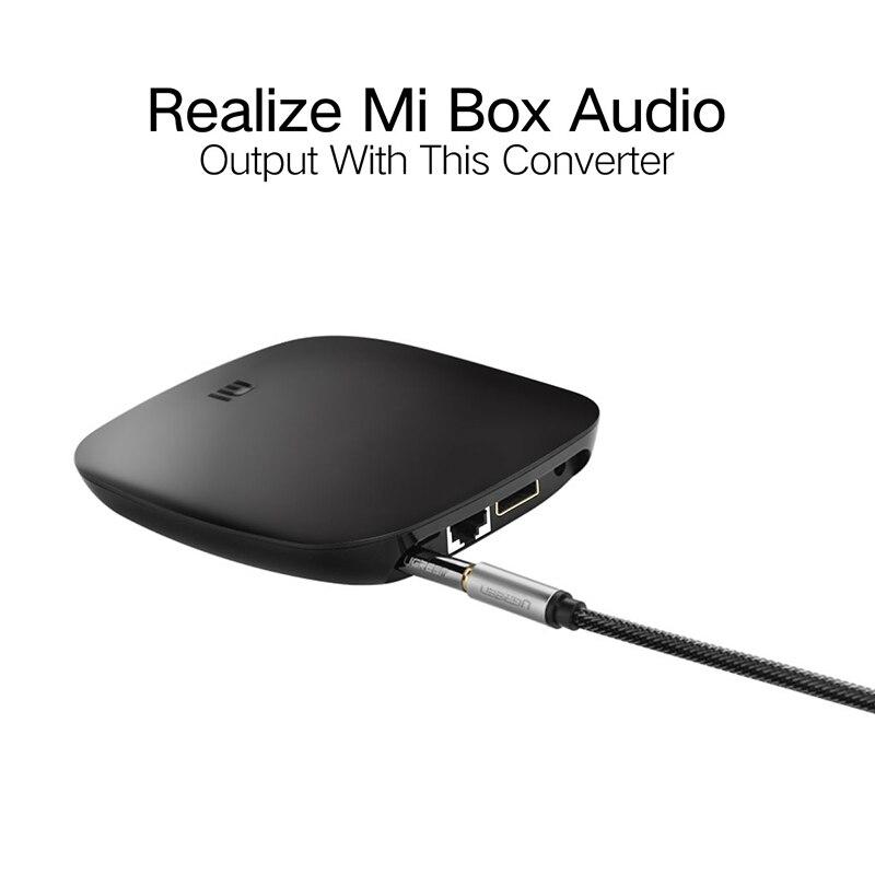 מתאם 2.5 - 3.5 AUX עבור חיבור כבל אודיו