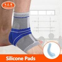 1 pce спортивная защита лодыжки Уход за ногами давящая повязка Баскетбол Футбол скалолазание шестерни лодыжки