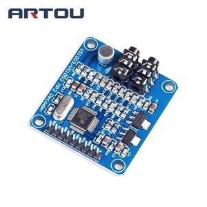 5 шт. VS1003 VS1003B MP3 модуль декодирования содержит микрофоны STM32 микроконтроллер макетная плата аксессуары