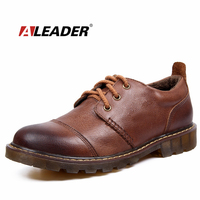 Winter Men Warm Shoes 2014 Casual Classic Men S Genuine Leather Oxfords Shoes With Fur Waterproof