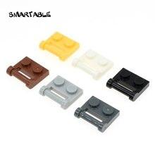 Smartable plate special 1x2 с ручкой на стороне строительные