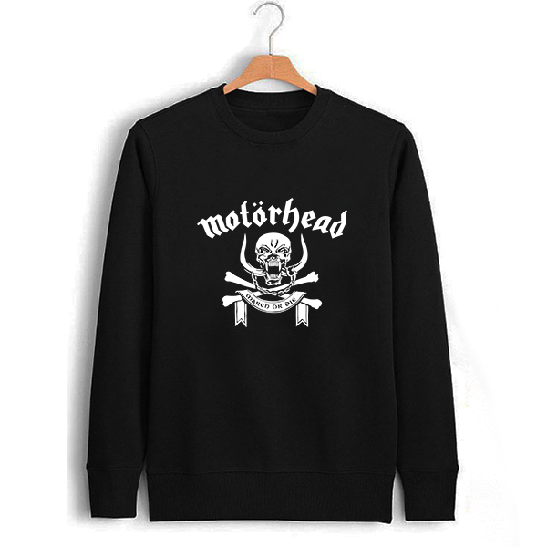 Sweatshirt Model motorhead use 1