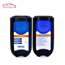Professional Truck Dignosis NEXIQ USB 125032 USB Link With All Adapters For Diesel Truck Diagnostic Tool
