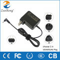 19V 2.37A AC Adapter For Asus UX21 UX31E UX32 Laptop Charger Power Supply