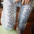 Women Sequins Leggings Skinny Stretchy Slim Paillette Pencil Pants Wholesale