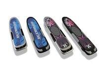 300 Вт 24 В 4.4ah дистанционного управления Скейтборды Перезаряжаемые Электрический скейтборд с Bluetooth динамик и свет