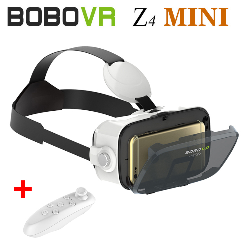 Original XiaoZhai BOBOVR Z4 mini <font><b>Virtual</b></font> <font><b>Reality</b></font> 3D <font><b>VR</b></font> <font><b>Glasses</b></font> google cardboard bobo <font><b>vr</b></font> z4 mini box <font><b>for</b></font> <font><b>4</b></font> - 6.0 inch Smartphone