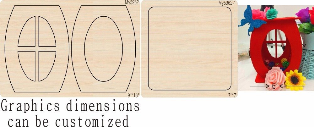 Red lantern new wooden mould cutting dies for scrapbooking Thickness 15 8mm