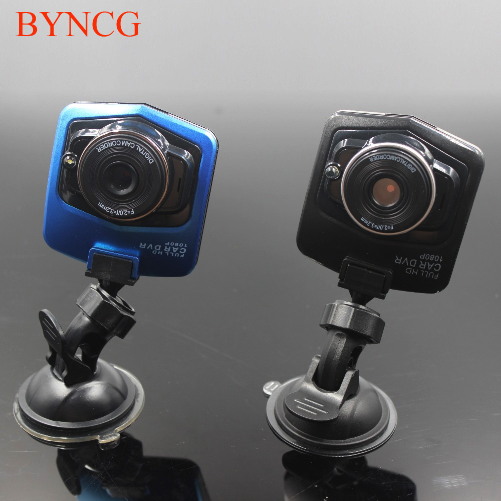 100 Mini Car DVR Camera GT300 Dashcam Full HD Video Registrator Recorder G sensor Night Vision