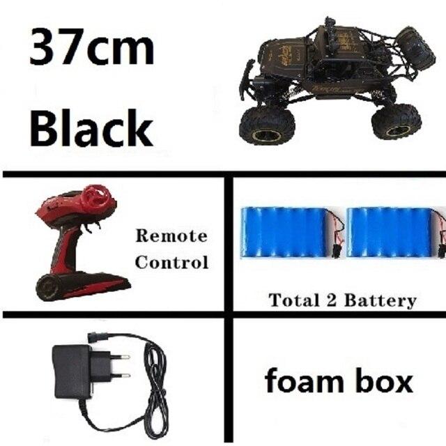 1/12 4WD RC автомобили высокоскоростные грузовики внедорожный автомобиль двойной привод двигателей Bigfoot автомобиль Дистанционное управление автомобиль игрушки багги игрушки для детей
