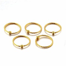 2 Piece Fake Nose Ring Punk Lip Ear Nose Clip On