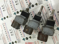1pcs/lot Used Japan ALPS 18 type double with a motor potentiometer 30K special DX2 handle length 25MMF 6 feet