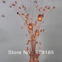 Trendy Stylish Floor Lights As Restaurant Furniture