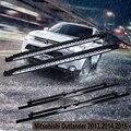 Для Mitsubishi Outlander 2013 2014 2015 ходовые доски боковые ступенчатые педали оригинальный дизайн Nerf Bars