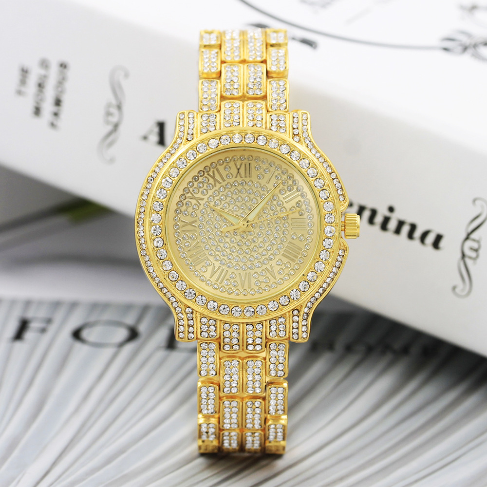 Classic Luxury Rhinestone Watch Women Watches Fashion Ladies Watch Women's Watches Clock Relogio Feminino Reloj Mujer (7)