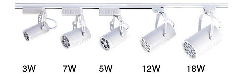 Низкая цена 5 Вт Кухня след led 5 привели Подвеска стены спот лампа для магазинов одежды ...