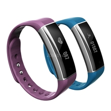 Zeblaze ZeBand Bluetooth four.zero Good Watch IP67 Waterproof Good Wristband Help Coronary heart Price Monitor Pedometer for Android IOS