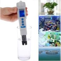 SainSmart Elettrico Digitale pH Meter CE TDS Tester Hydroponics Acquario Della Penna Pool Water Test